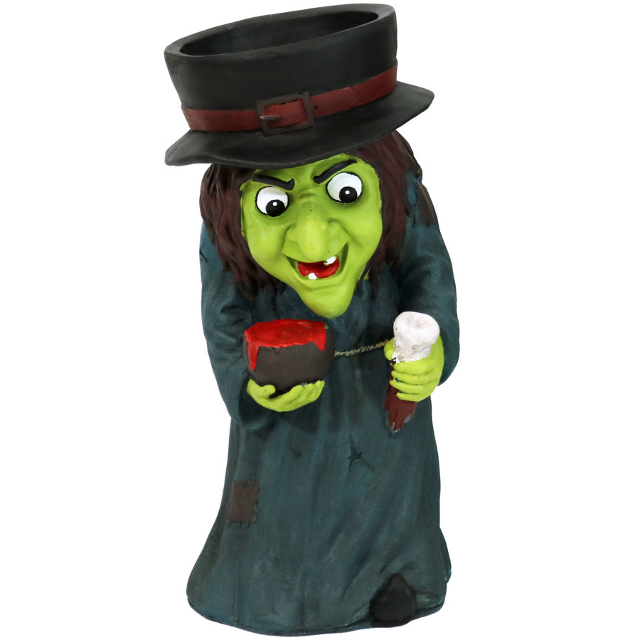Gwendolyn the Evil Witch Halloween Large Statue