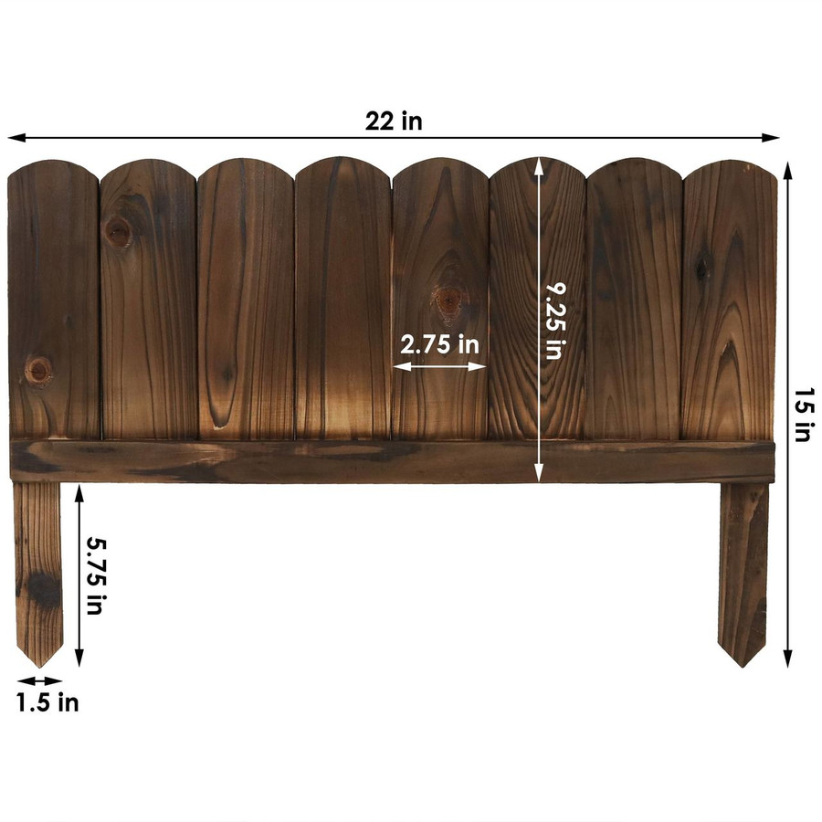 Dimensions of Fence Panel