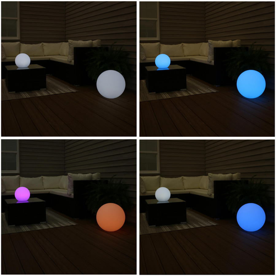 10-Inch Ball and 16-Ball in Different Color Options