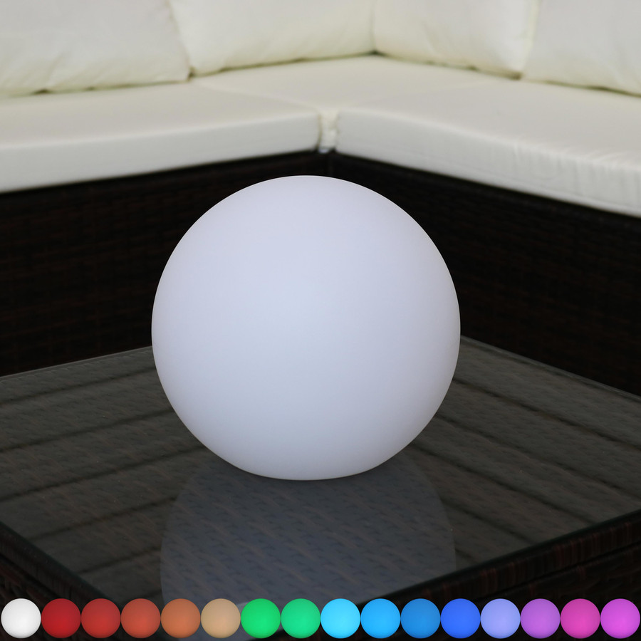 10-Inch Ball with Hue Options