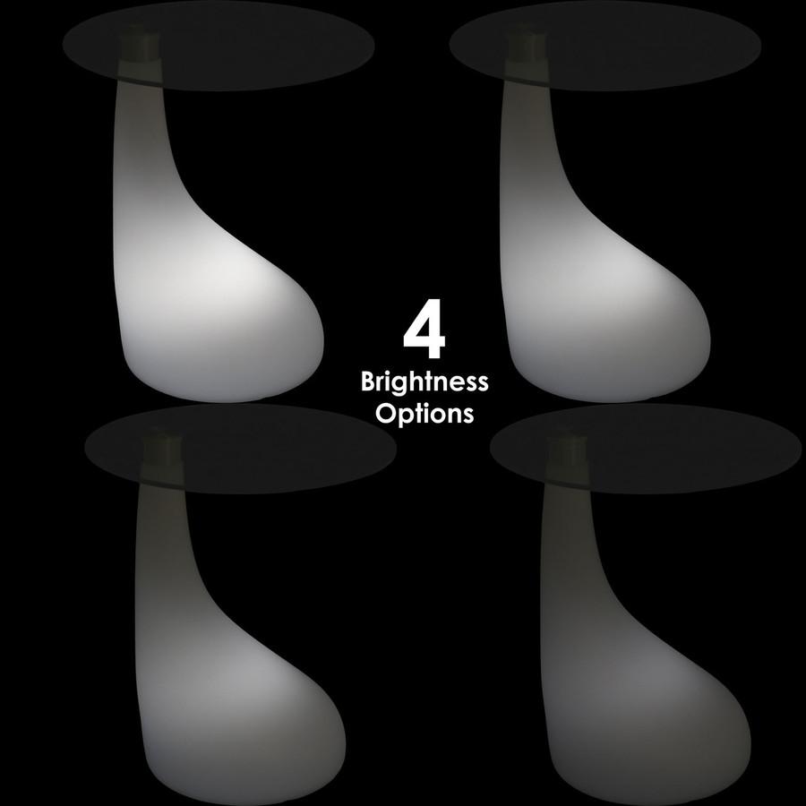 4 Brightness Settings