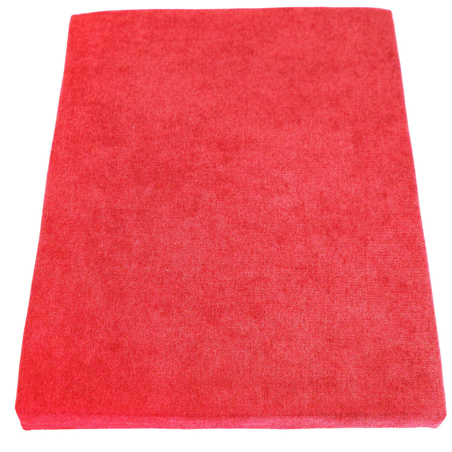 Red File Cabinet Cushion