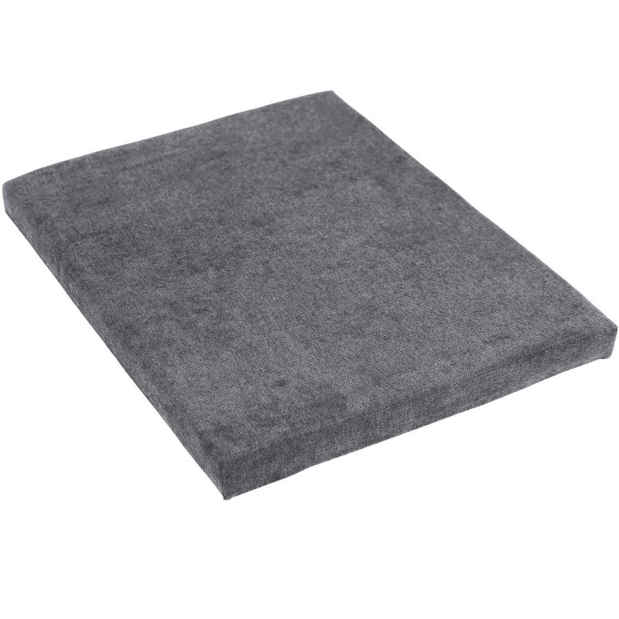 Gray File Cabinet Cushion
