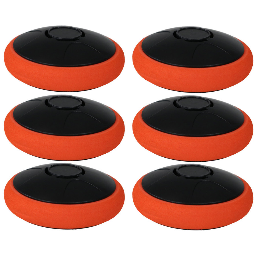 E-Hockey Electronic Rechargeable Hover Puck Set of 6