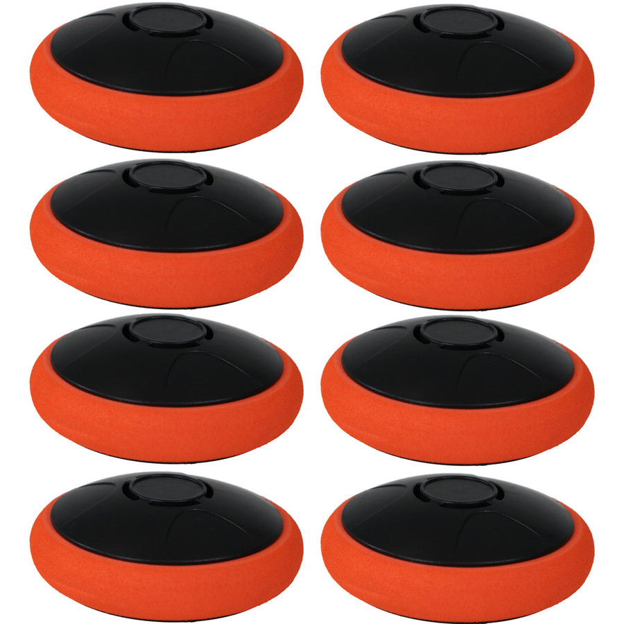 E-Hockey Electronic Rechargeable Hover Puck Set of 8