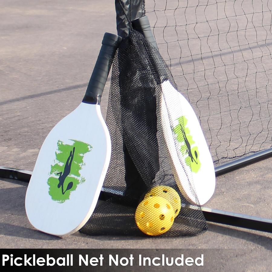 Pickleball Starter Kit (Pickleball Net No Included)