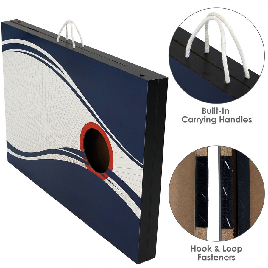 Features of Bean Bag Toss Boards