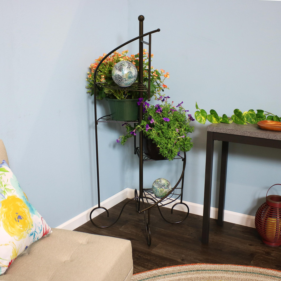 Shown with Plants and Accent Lights