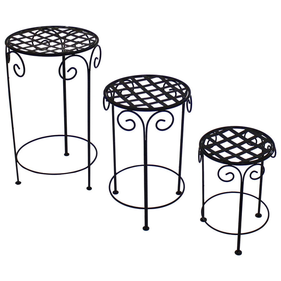 3 Plant Stands