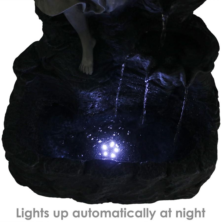 Closeup in Dark