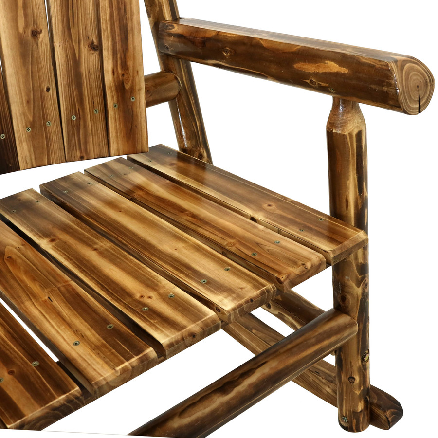 Closeup of Chair and Arms