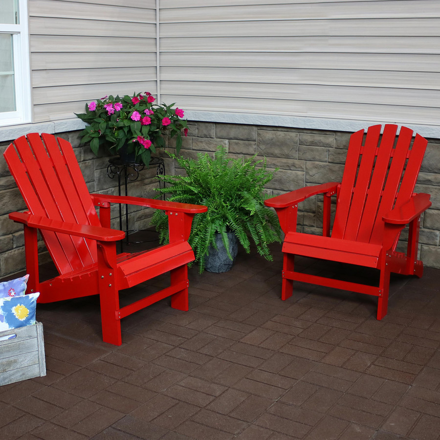 Set of 2, Red