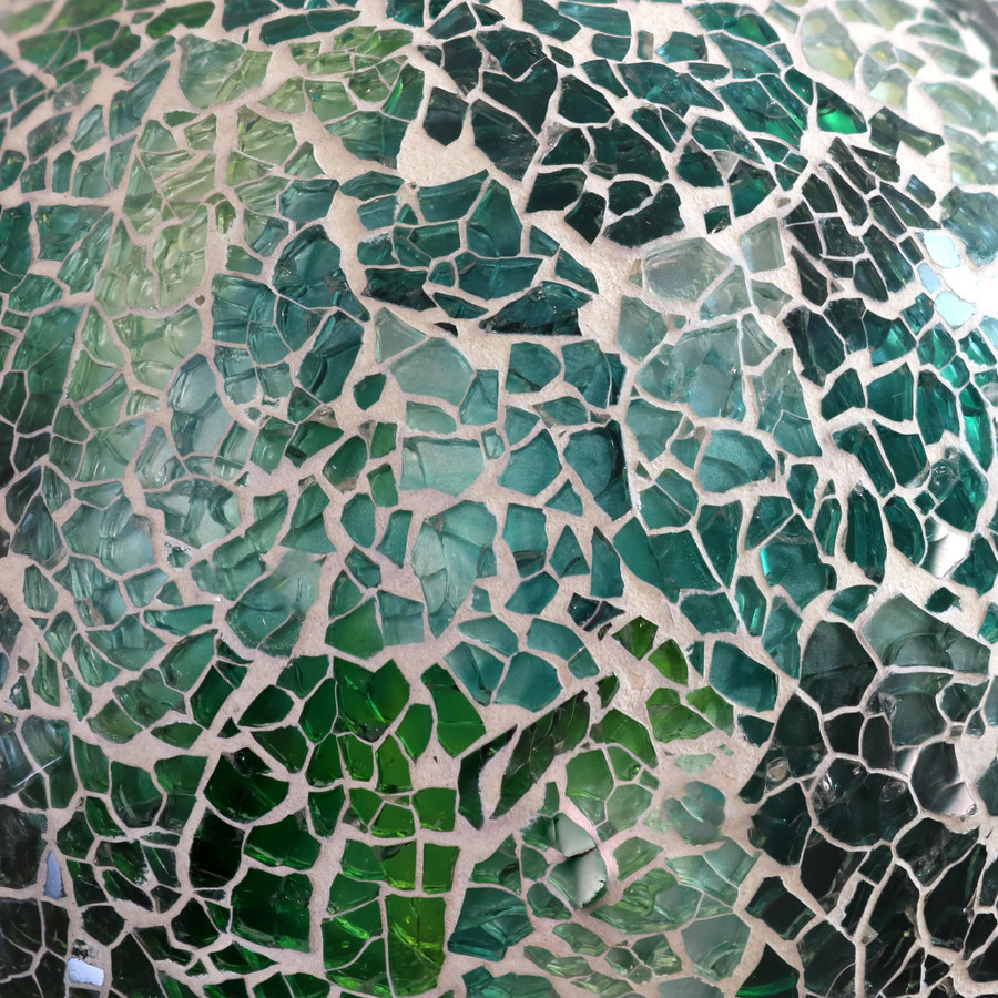 Closeup of Mosaic Detail