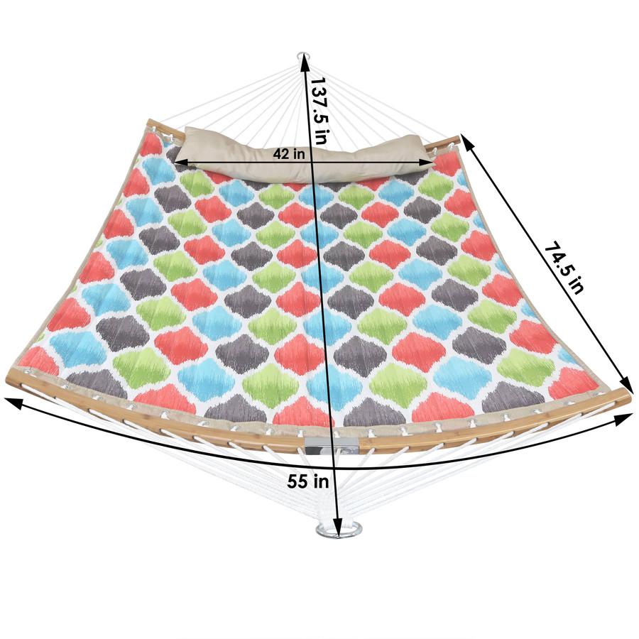 Vivid Multi-Color Dimensions