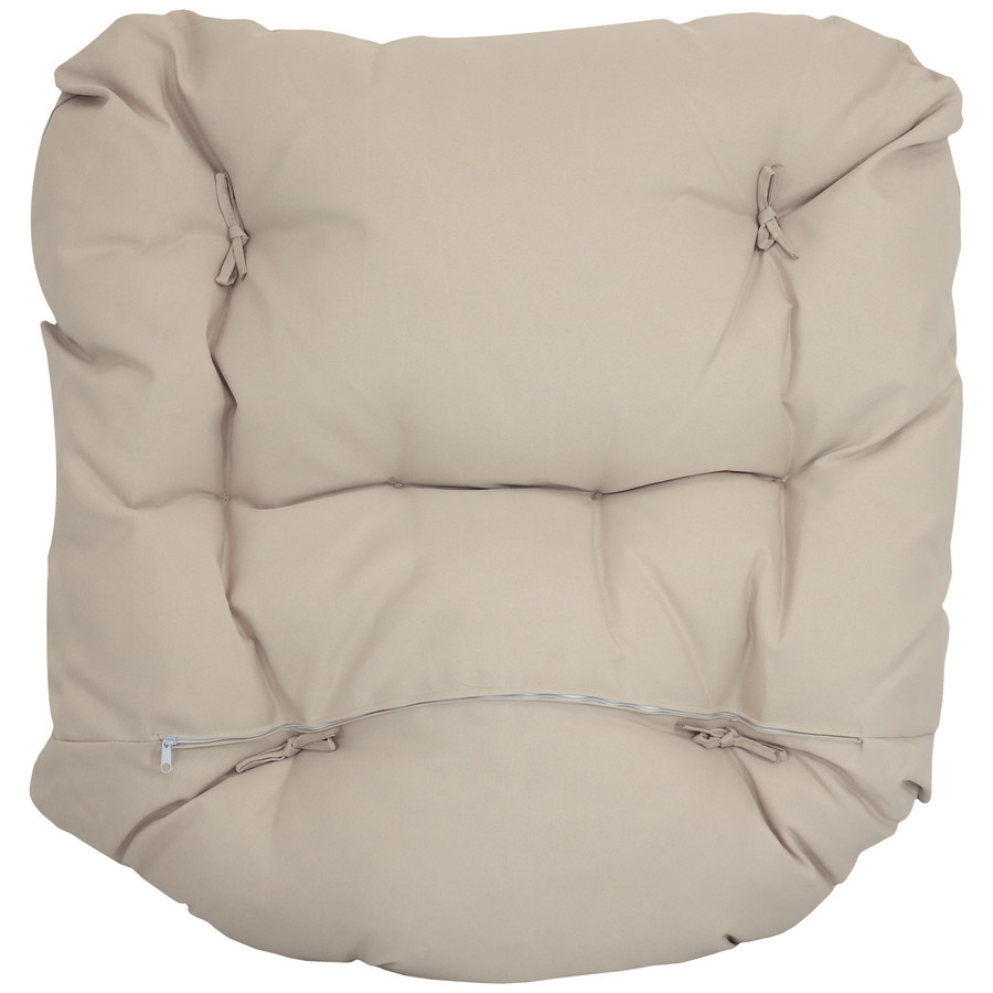 Seat Cushion, Beige