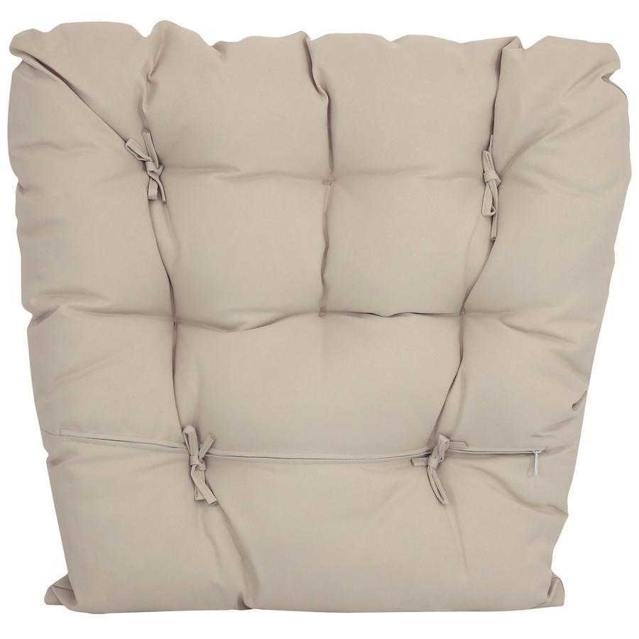 Seat Cushion, Beige