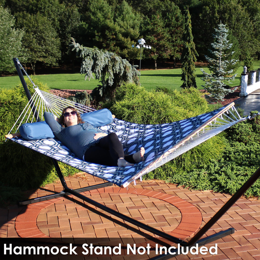 Hammock Stand Not Included