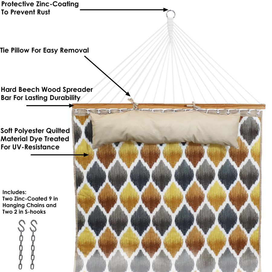 Features of Hammock