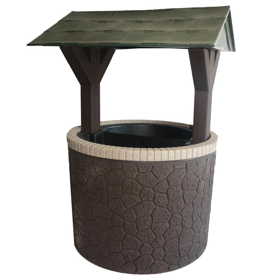 Brown Base/Hunter Green Roof