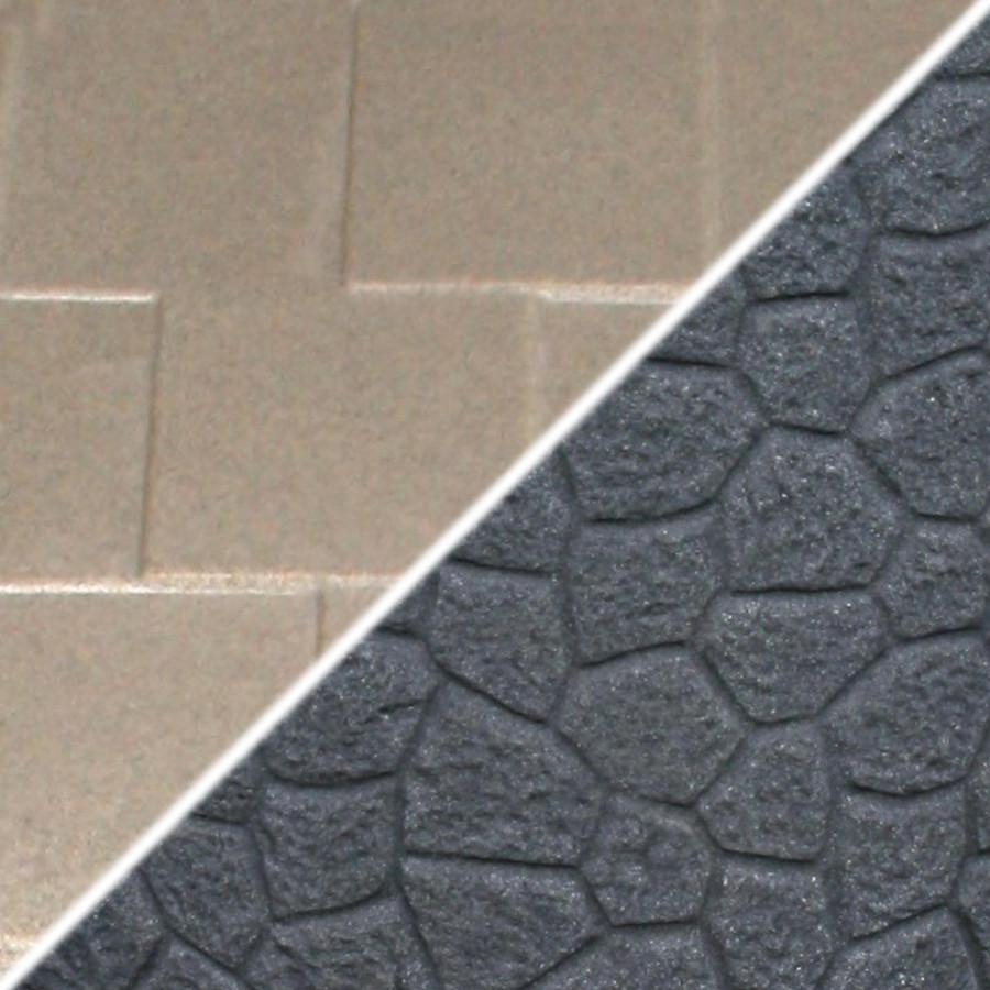 Granite Base/Beige Roof Swatch