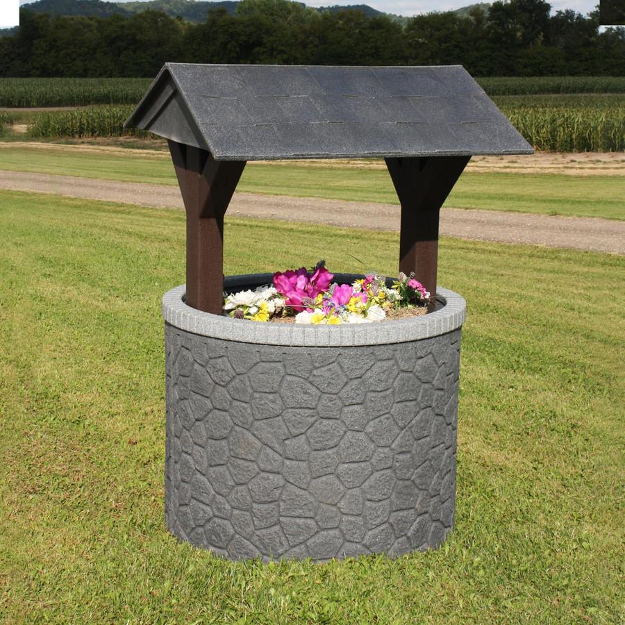 Granite Base/Dark Granite Roof