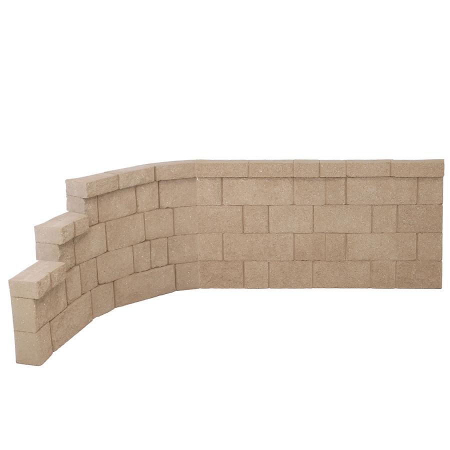 Straight and Left Curve Panel (SKU: ECM-8222)