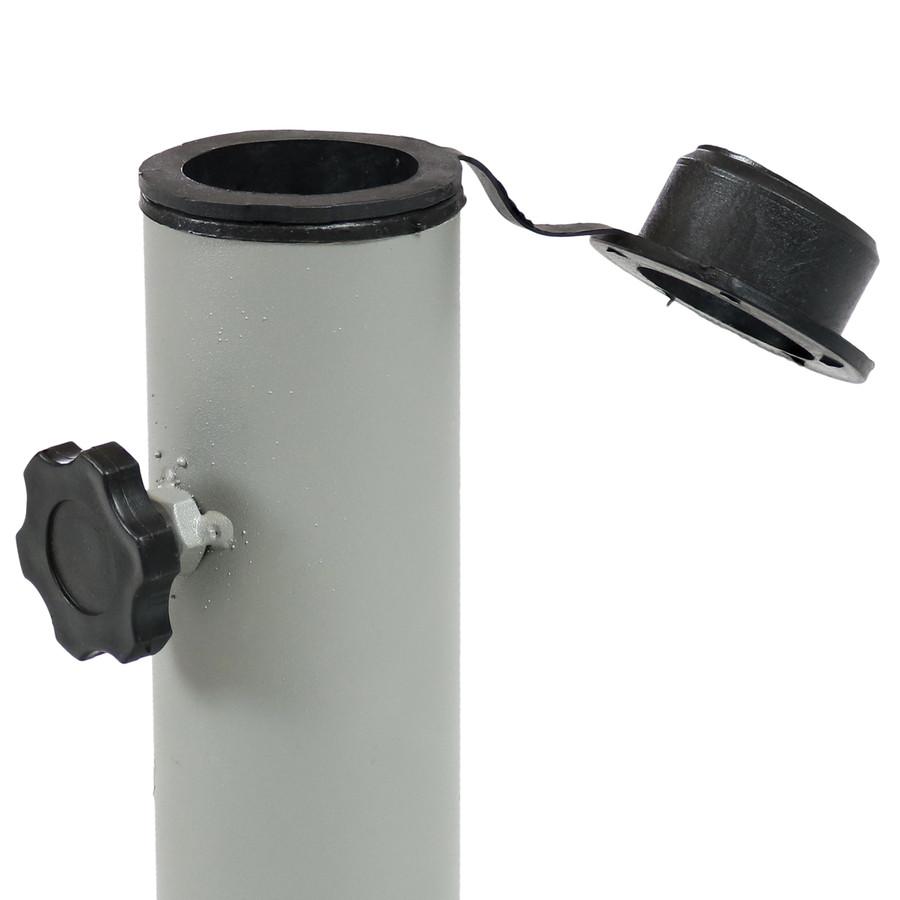 Closeup of Pole Adapter