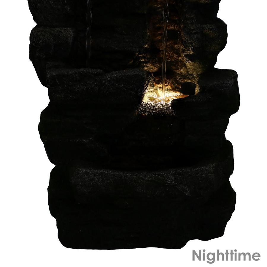 Closeup of Bottom, Nighttime