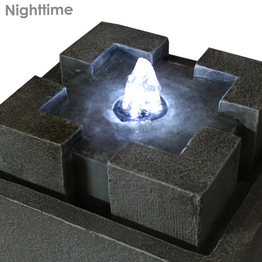 Nighttime Detail