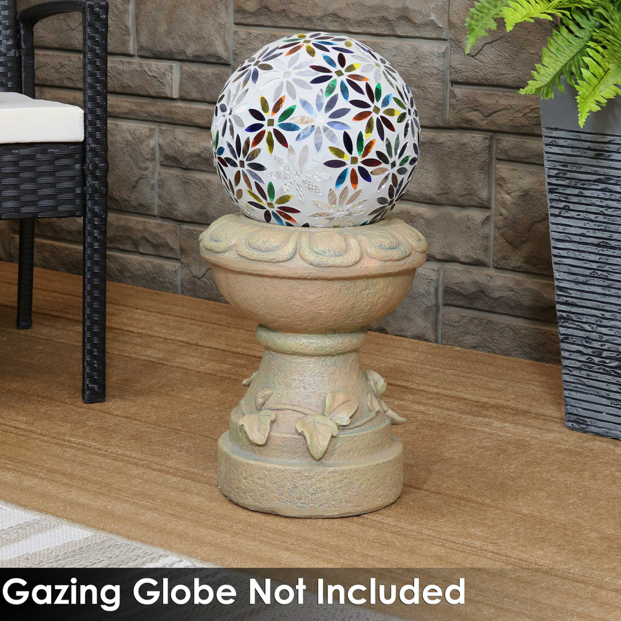 Gazing Globe Not Included