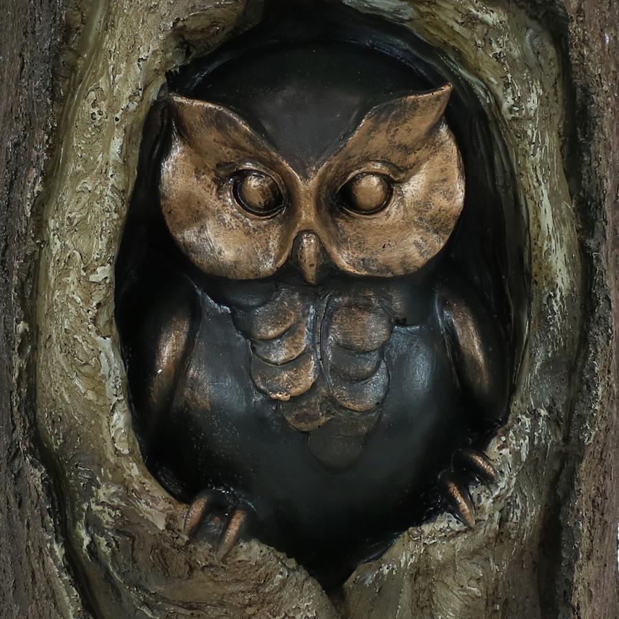 Center Owl