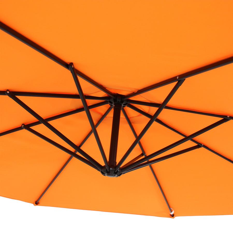 Closeup of Underside, Tangerine