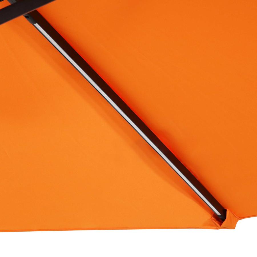 Closeup of Light, Tangerine