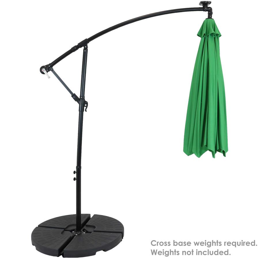 Umbrella Closed, Emerald