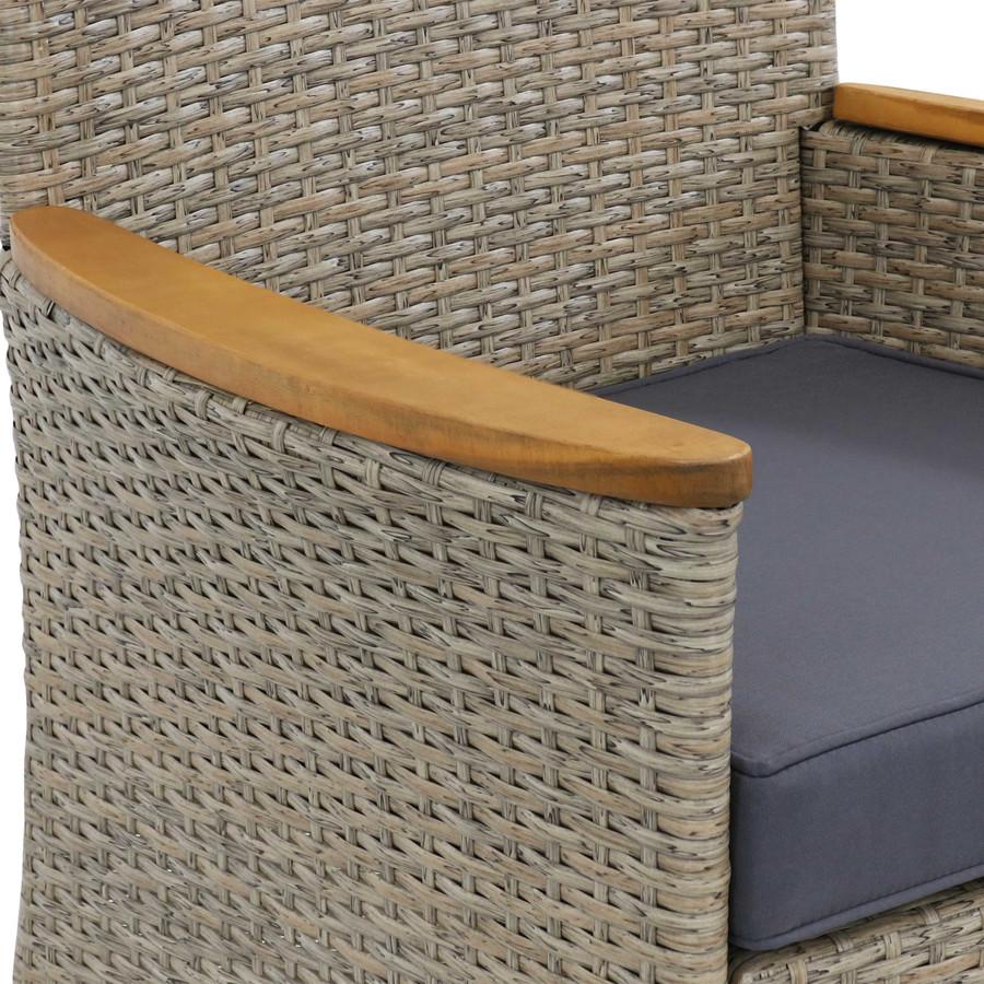 Closeup of Armchair