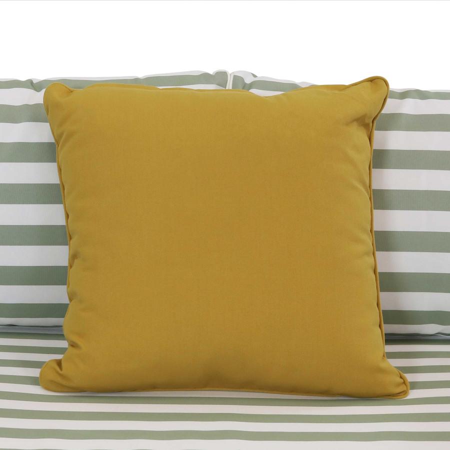 Closeup of Accent Pillow