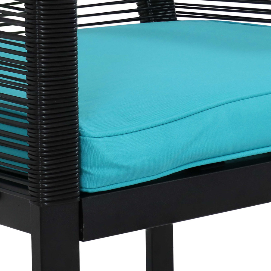 Closeup of Chair and Cushion