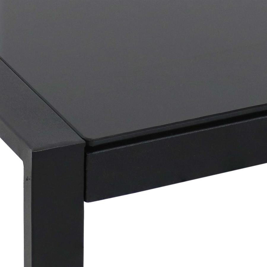 Closeup of Coffee Table Corner