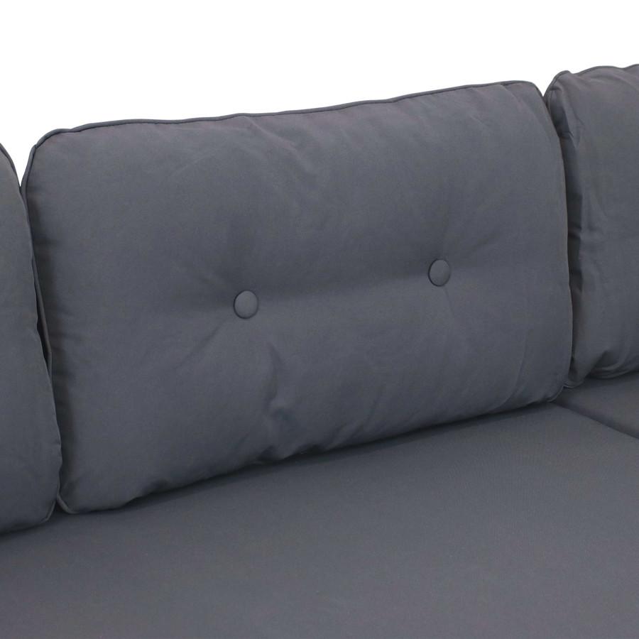 Closeup of Back Cushions