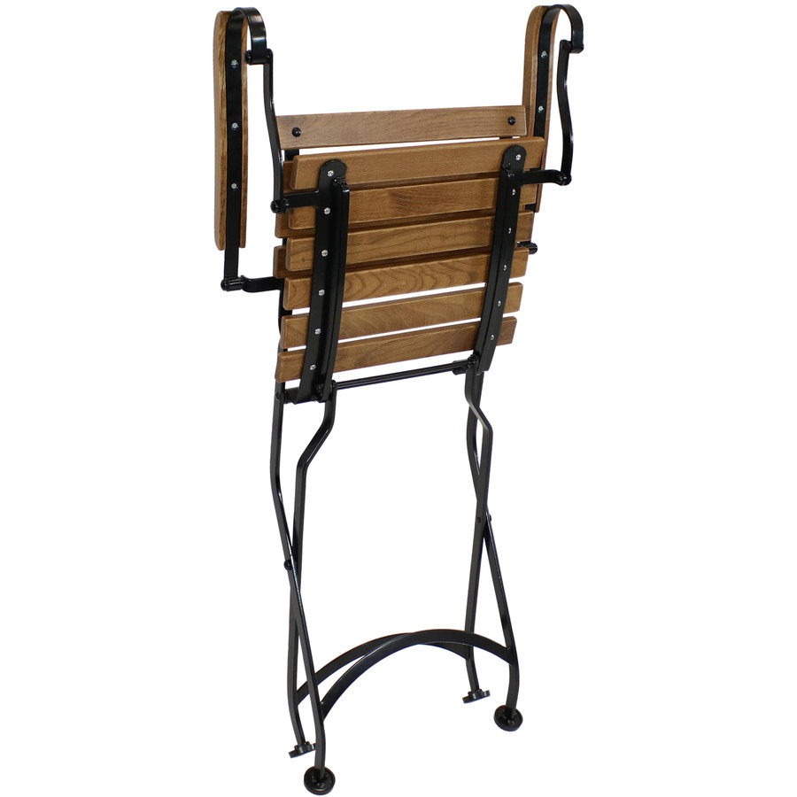 Folded Chair