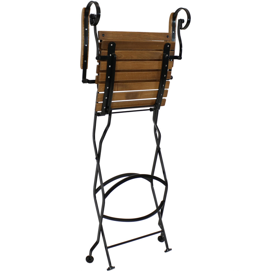 Folded Chair Profile