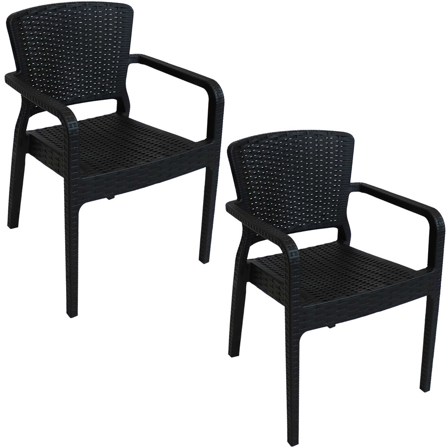 Black - Set of 2