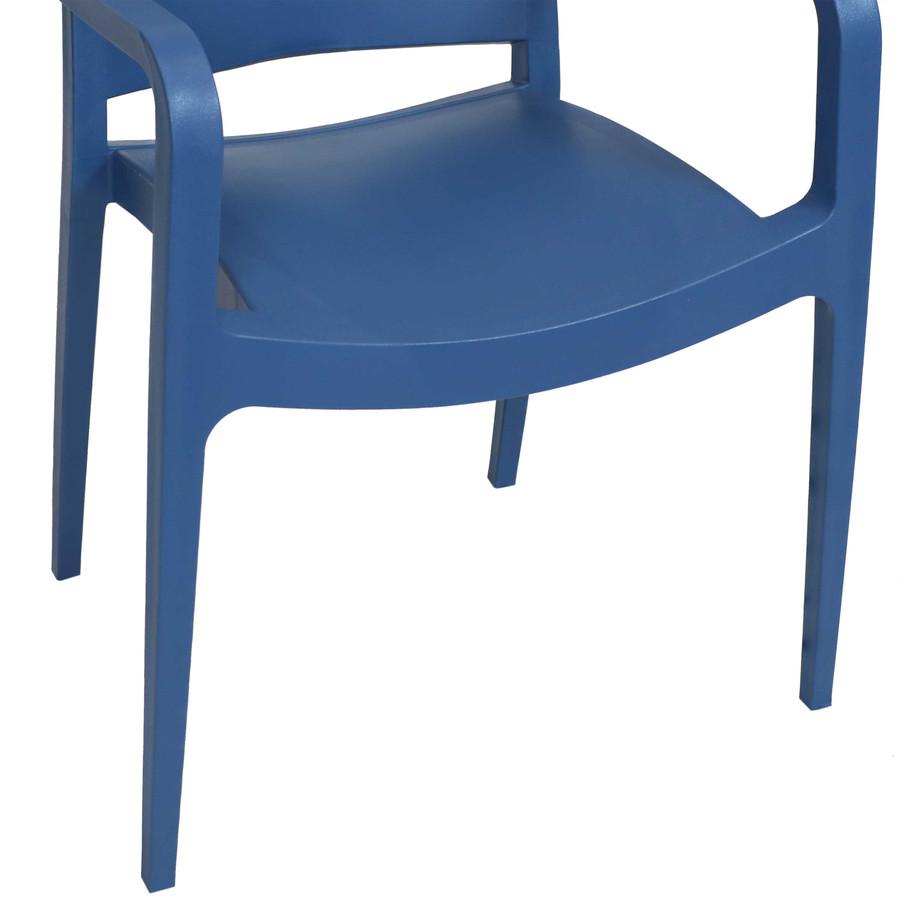 Sax Blue Seat Closeup