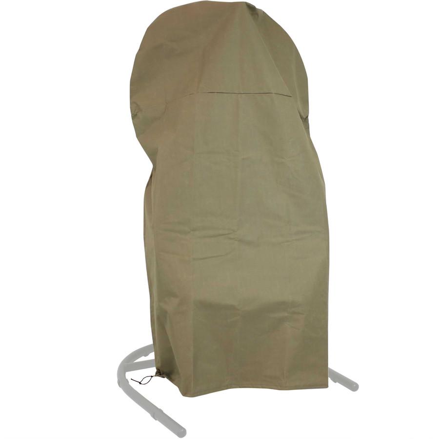 Sunnydaze Egg Chair Outdoor Furniture Cover - Khaki
