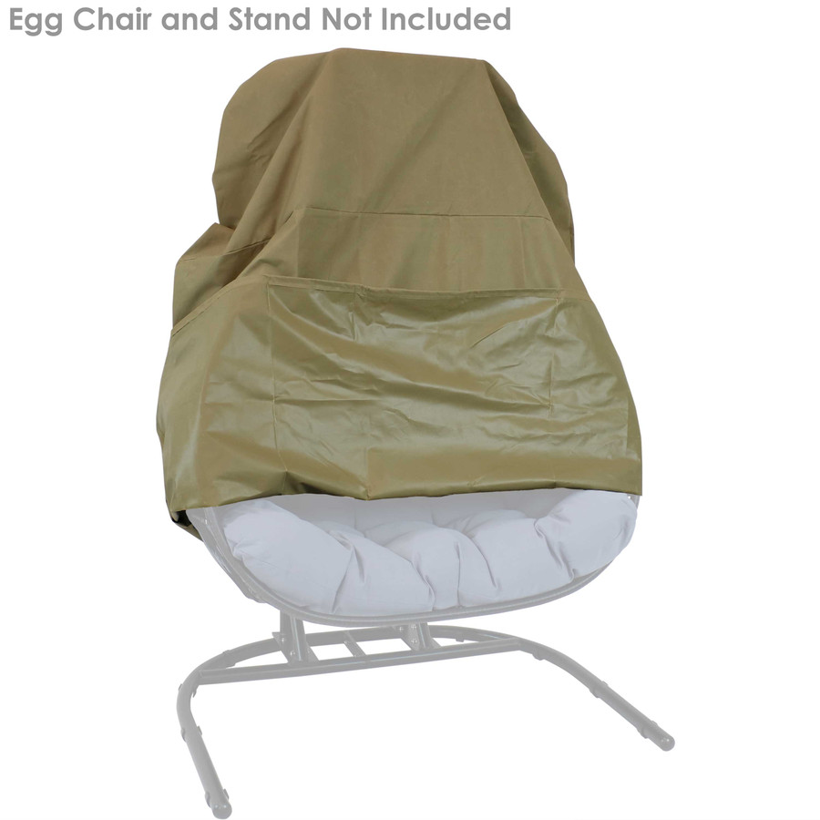 Egg Chair and Stand Not Included