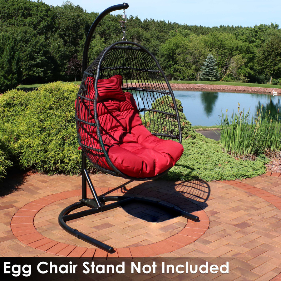 Egg Chair Stand Not Included