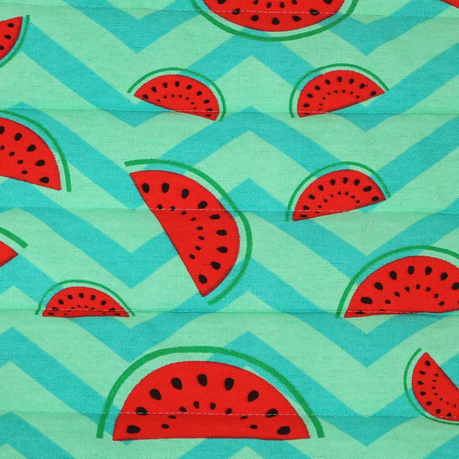 Watermelon and Chevron