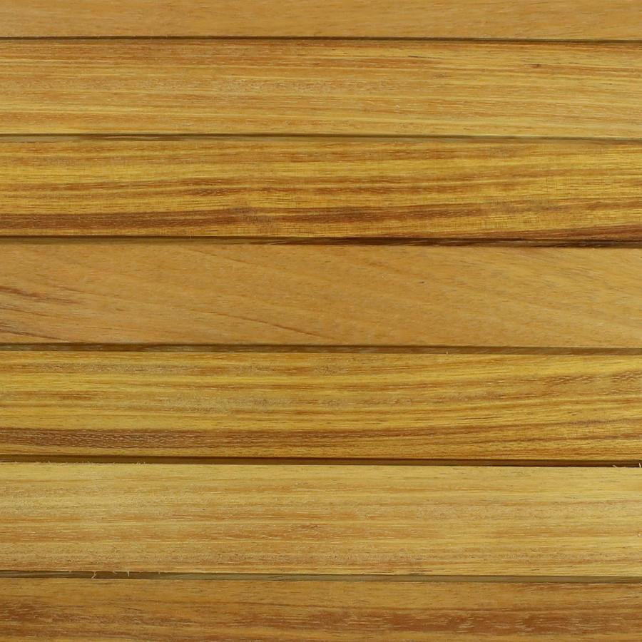 Iroko Wood Table Top Swatch
