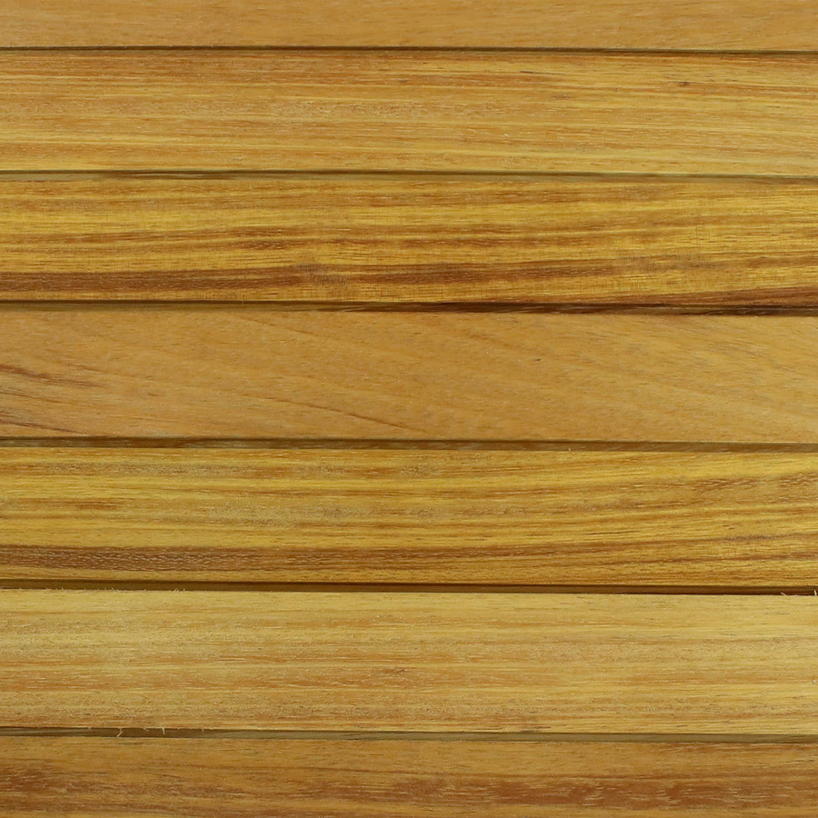 Iroko Wood Table Top Inset