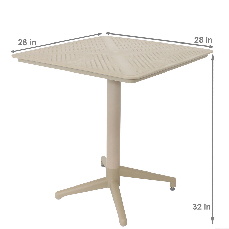 Table Dimensions